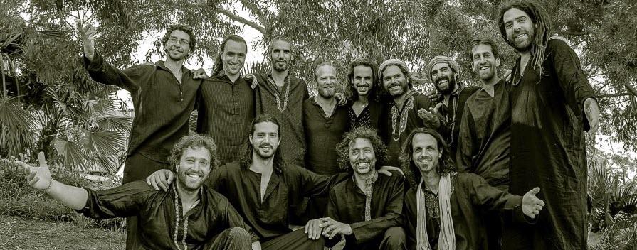 """הקאווליה""""- Hebrew Qawwali Party"""