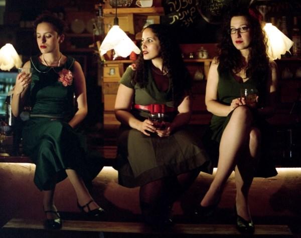 האחיות לוז, צילום:מאי קסטלנובו