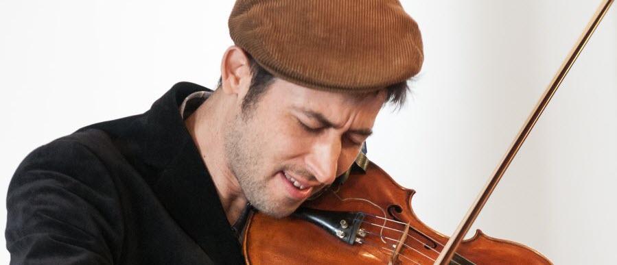 האוצר - מופע כינור, פיוט וניגון יהודי