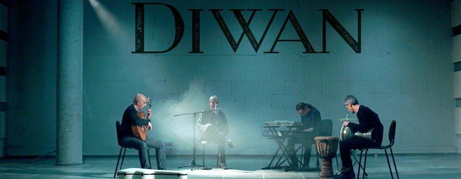 DIWAN - מופע השקה חגיגי