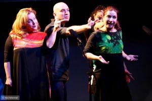 אנסמבל קרטושקס - תיאטרון המדורה המודרנית מופע פלייבק