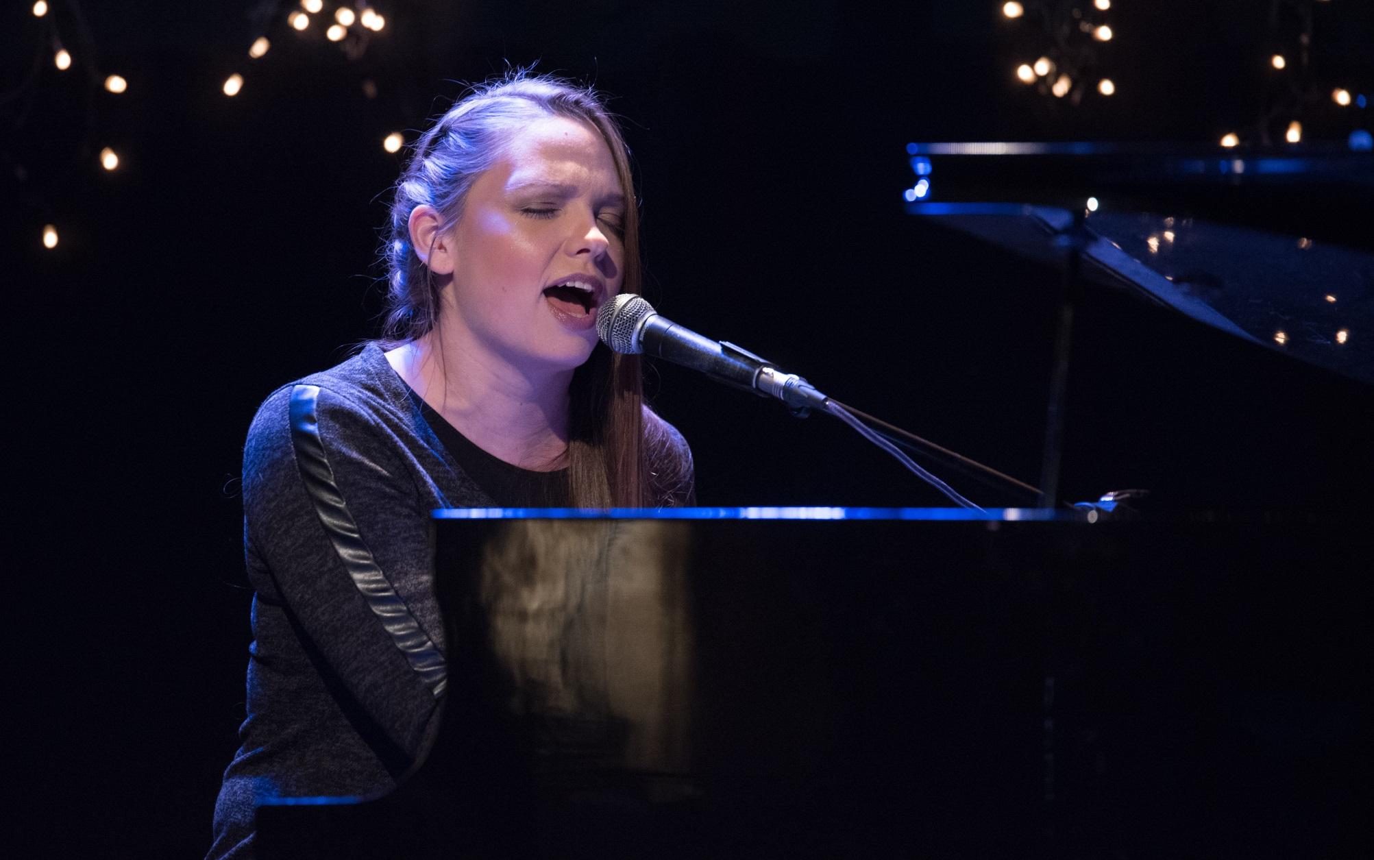 סשה בקמן - מופע אלבום בכורה What If?.. ושירים נוספים