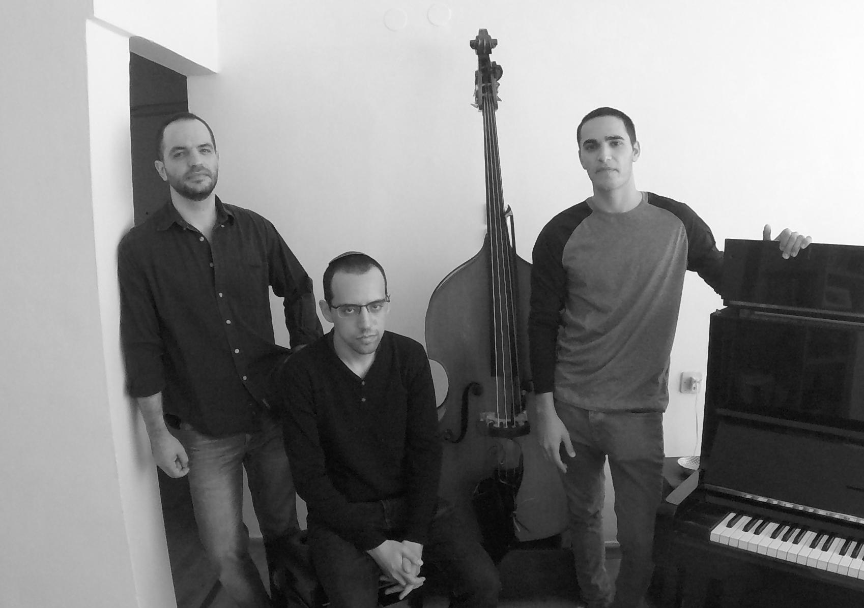 Nitzan Trio - ג'אז ישראלי ממבט אחר