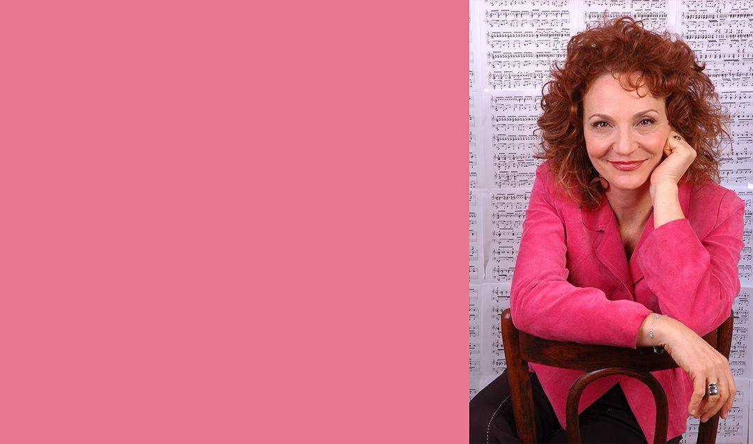 מי מפחד לשיר באנגלית? מפגש עם ג'יני רבין