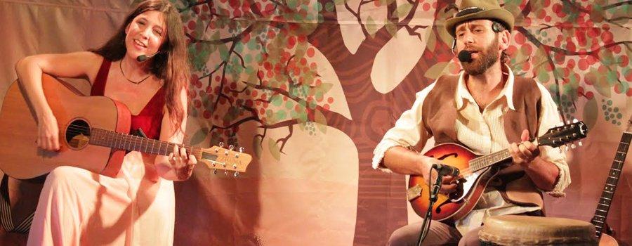 מוסיקה אורגנית – מסביב לעץ התות