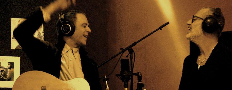 """השקת אלבום של עופר דקל וראובן ארז- """"מי שלא מעז"""""""