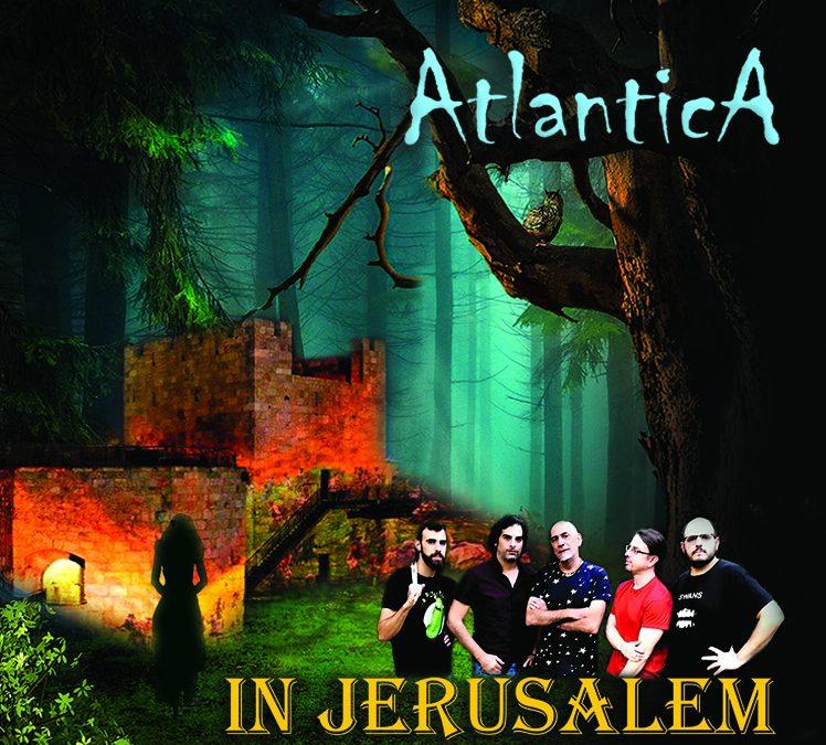 השקת סינגל בכורה IN JERUSALEM מהאלבום ה-3 והחדש!