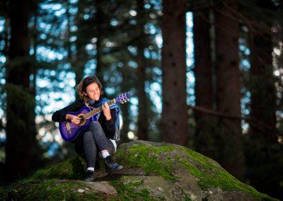 """לימור בלס-""""עד לאן שהגיטרה תיקח אותי"""""""