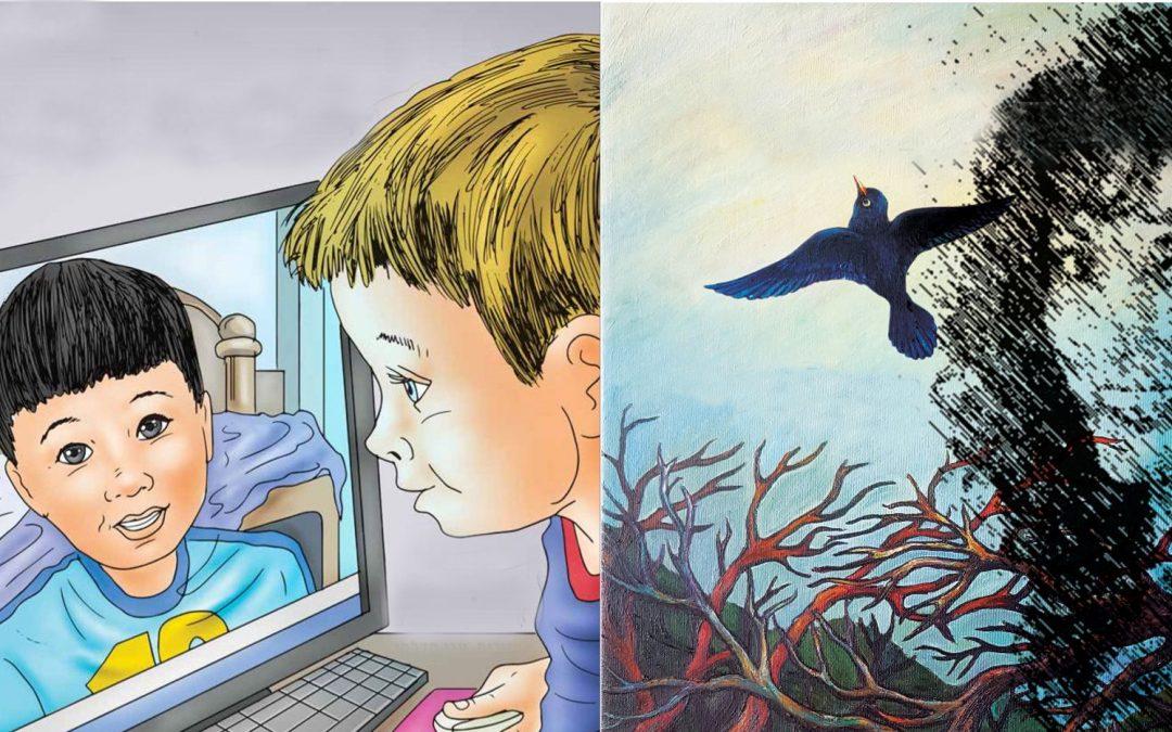 שירת השַחרור – אלבום שירים וסיפור ילדים