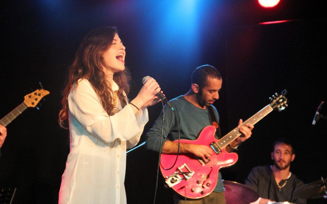 האקדמיה למוסיקה ולמחול בירושלים- גמר תחרות  האינטרפרטציה