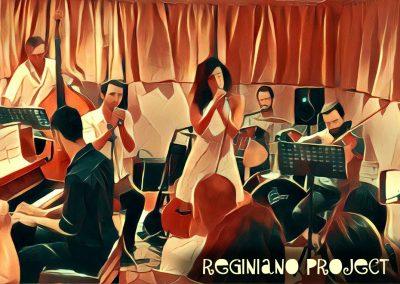 Reginiano Project בחגיגת מוסיקת עולם!