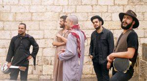 Lost Highways   לקראת אלבום חדש Bedouin Gospel