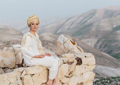 'עד הלב' רוחמה בן יוסף במופע השקה לאלבום