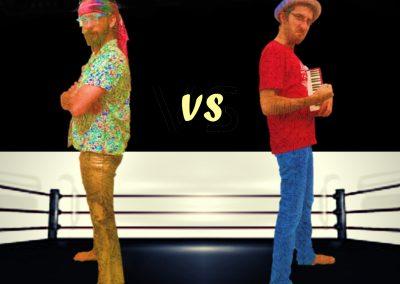 באטל בנמל – פנחס ובניו Funkylicious vs