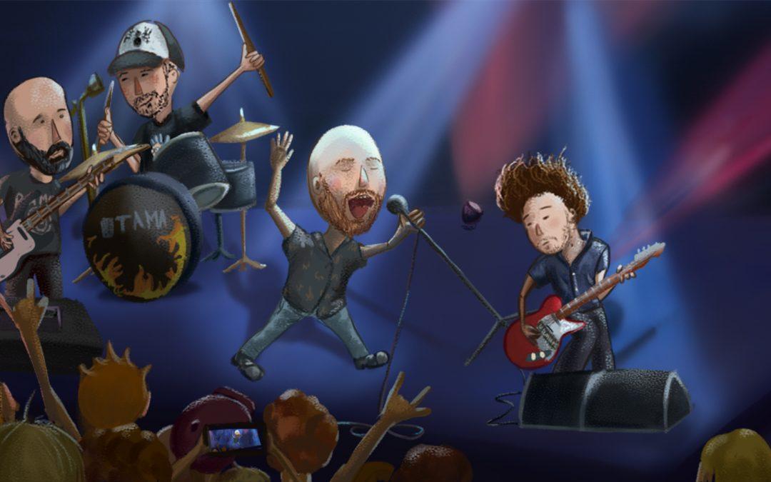 אופיר סומברג – מופע להקה