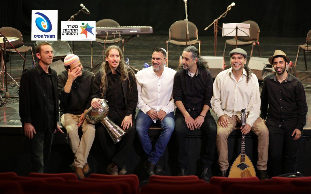 'יגל יעקב' מוסיקת עולם שורשית לטקסטים מהמקורות